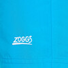 """Zoggs Penrith Shorts Boys 15"""" Turquoise"""